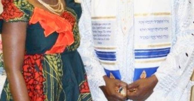 John & Esther Omale  image
