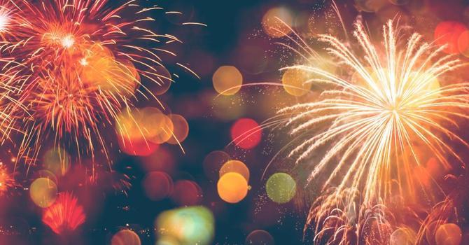 THRIVE New Year's Eve Celebration