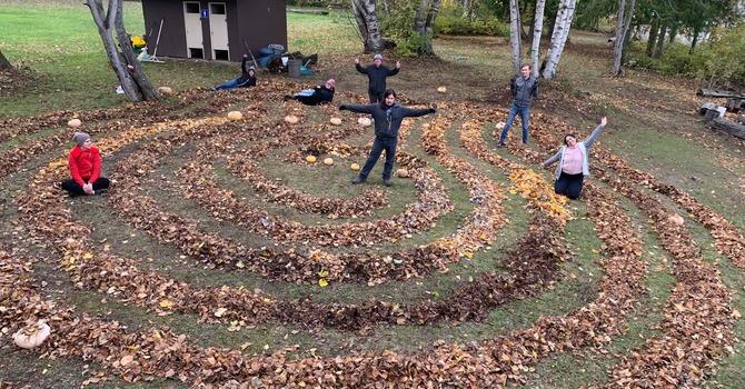WYLD labyrinth... image