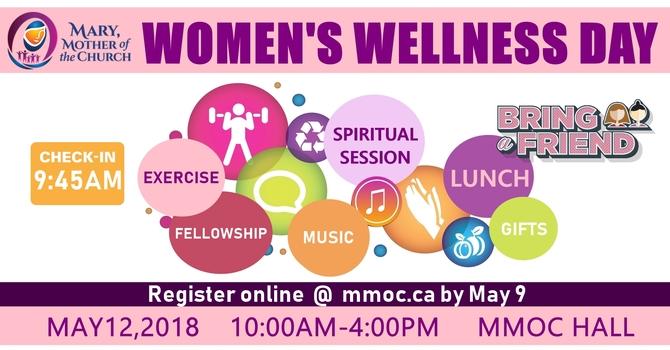 MMOC Women's Wellness Day - Huge Success