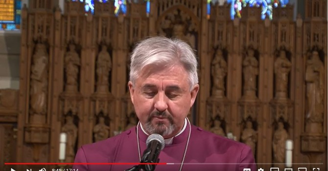 Bishop's Charge to the 140th Session of Synod of the Diocese of Ottawa