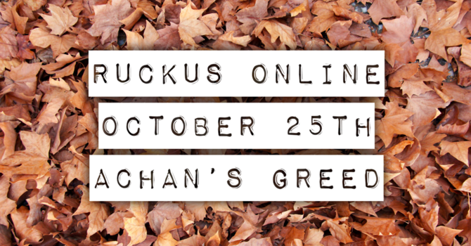 JUNIOR YOUTH ONLINE | October 25th