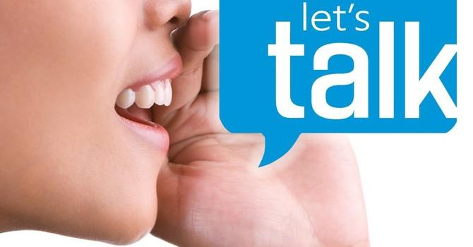 Let's Talk - GMC April Newsletter image