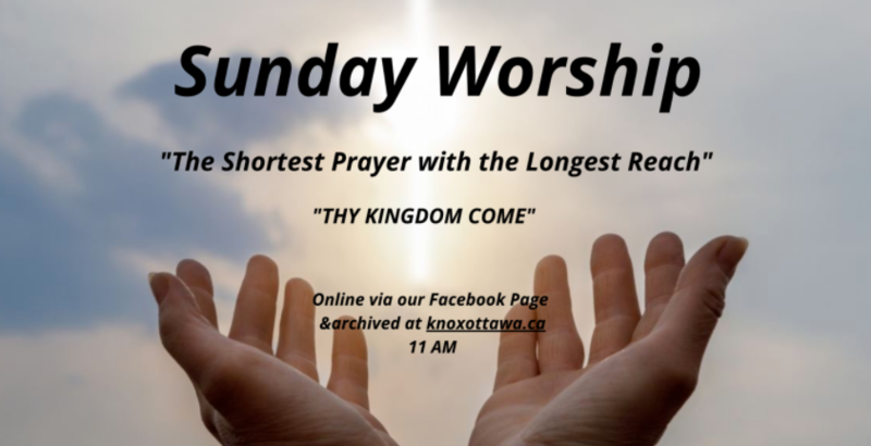 The Shortest Prayer with the Longest Reach