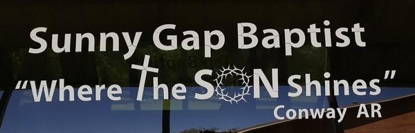 Sunny Gap Baptist Church