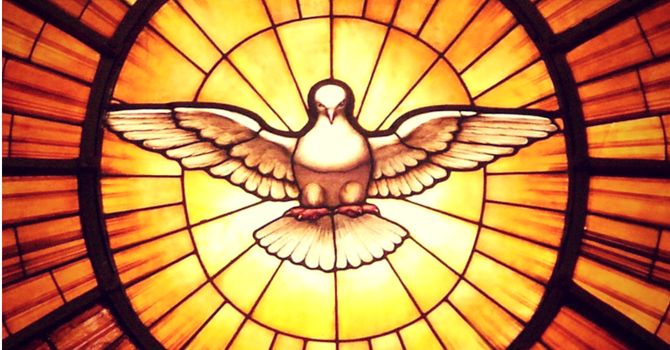Pentecost is Coming: The Spirit's Purpose — 5th Sunday in Easter