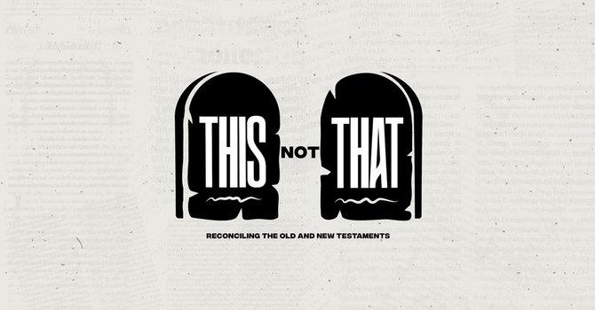 Week 1: This Not That