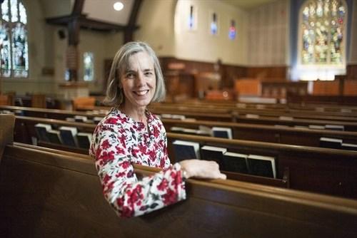The Rev. Canon Lucy Reid