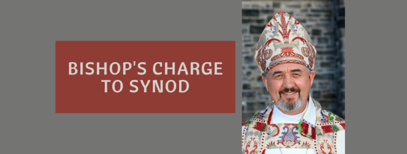 Bishop's Charge to Diocesan Synod