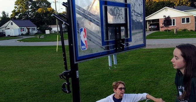 Basketball Net image