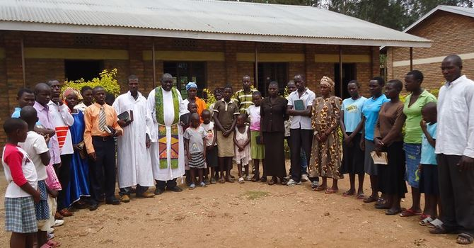 Kagitumba: A Letter from the Pastor image