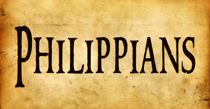 Philippians: Trouble And Suffering image