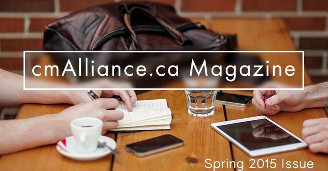 cmAlliance.ca Magazine image