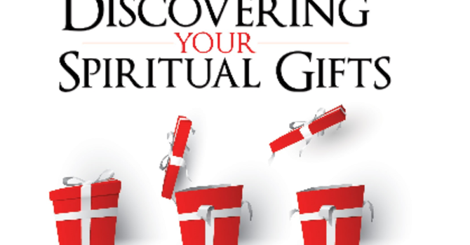 Spiritual Gifts Survey image