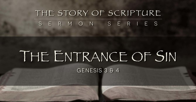 The Entrance of Sin