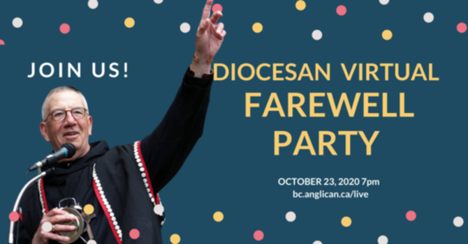 Video of Bishop Logan's Farewell Event
