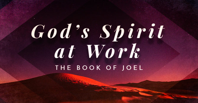 God's Spirit at Work