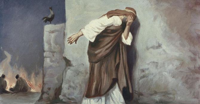 Unpacking Sunday's Sermon: Denials & Faithfulness image