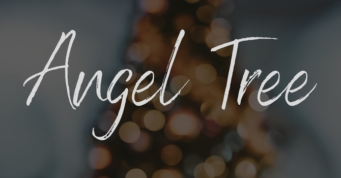 Christmas Angel Tree