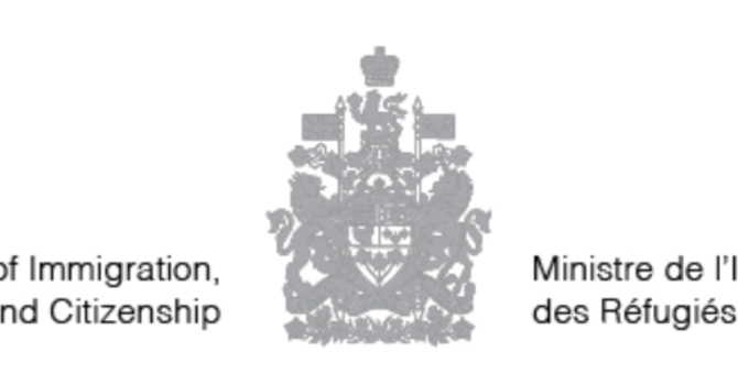 Letter from Minister of Immigration, Refugees and Citizenship image