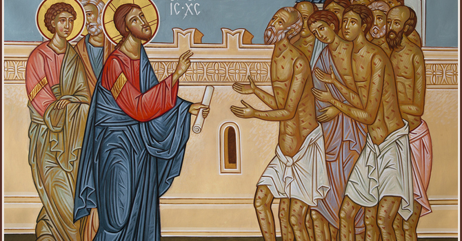 The Fourteenth Sunday after Trinity image