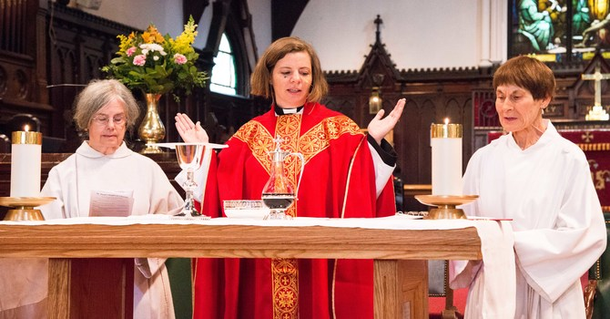 The Rev. Jessica Schaap, the 14th Rector of St. Paul's Anglican Church image