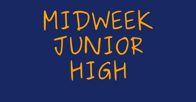Junior High Midweek Youth (Grades 6-8)