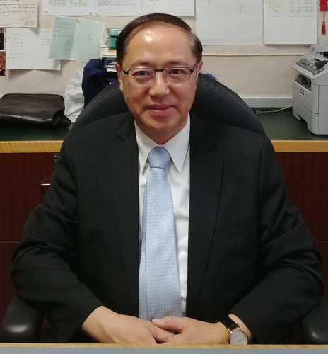 Walther Lee 李振光牧師