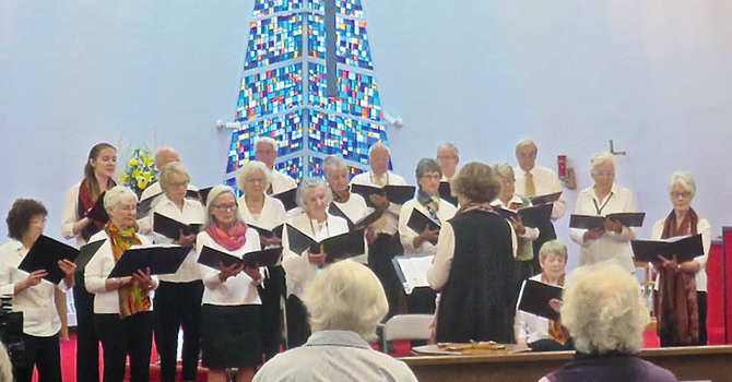 Musically Enriched Sunday in West Van