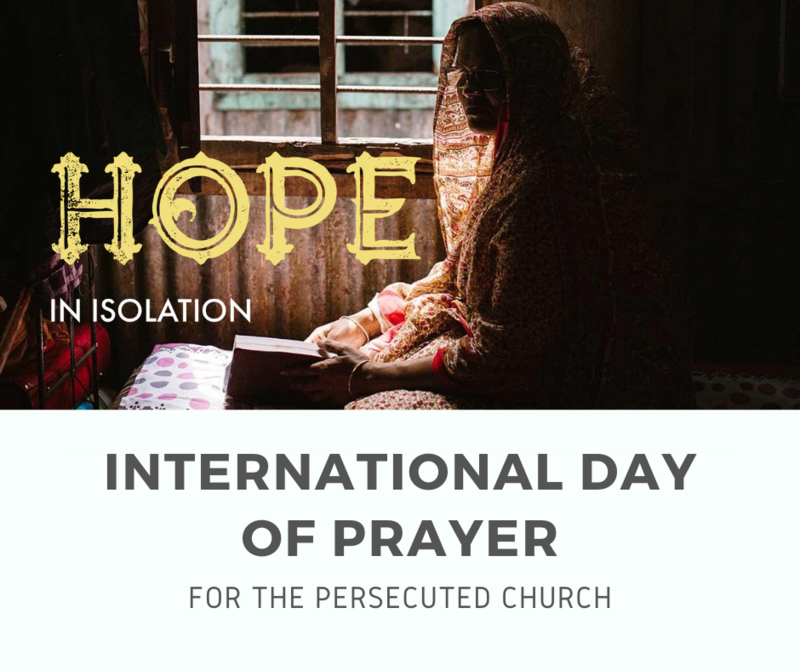 Praying for the Persecuted