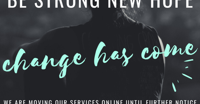 Change Is Here! image