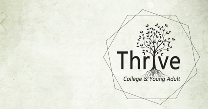 thrive college & young adults