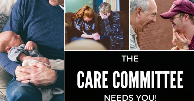 Care Committee Volunteers Needed image