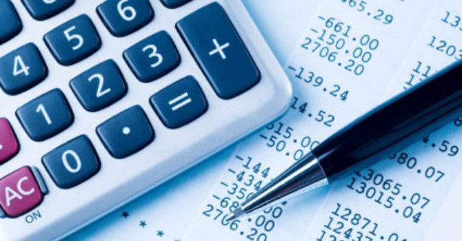 2012 Tax Receipts image
