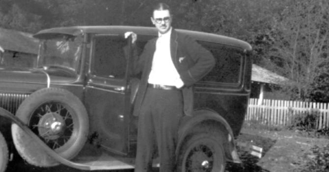 Frank Wyngaert's 1947 Journal image