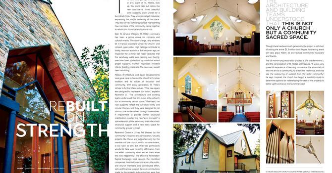 St. Hilda's on ZOOM image