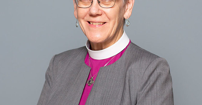 Archbishop Linda Nicholls Message of Encouragement image
