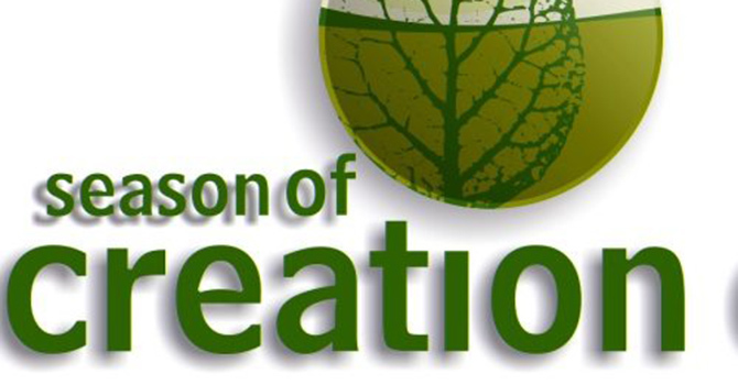 SEASON OF CREATION resources now available image