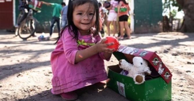 Shoeboxes - Operation Christmas Child image