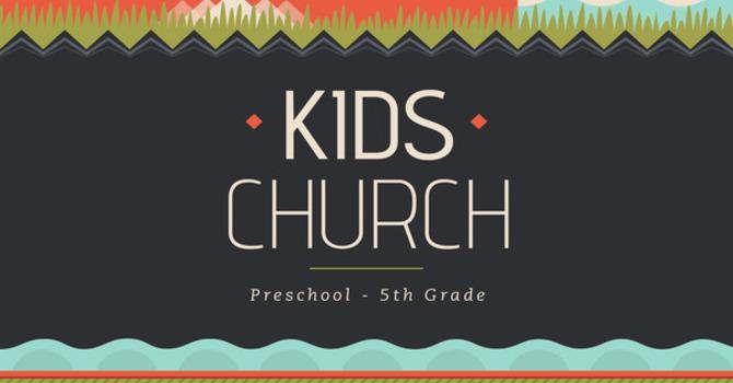 Kids Church Coordinator image