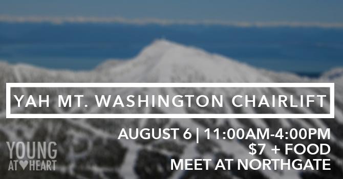 YAH Mt. Washington Chairlift