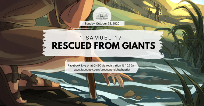 Rescued From The Giants