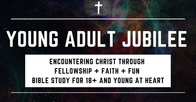 Young Adult Jubilee - ONLINE