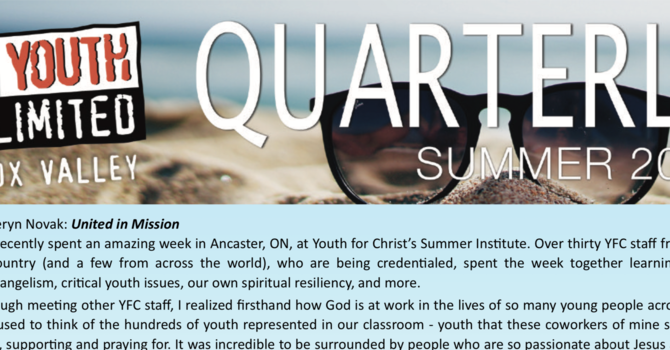 Quarterly | Summer 2019 image