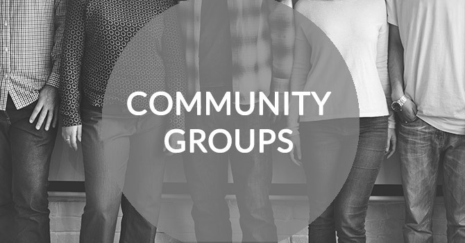 Community Groups and Classes