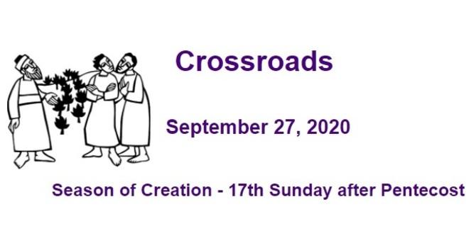 Crossroads September 27, 2020 image