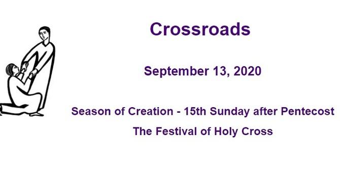 Crossroads September 13, 2020 image
