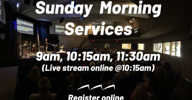 9am in-person Service
