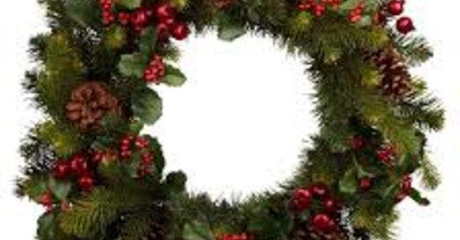 2020 Wreath, Planter & Poinsettia Fundraiser