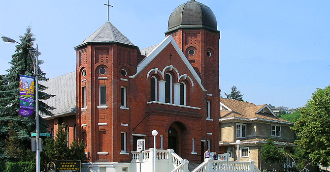 Sacred Heart Cathedral (Kamloops)